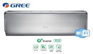 Máy Lạnh Gree GWC09UB-S6DNA4A Inverter U-CROWN 1hp